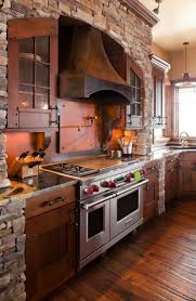 Eclectic Kitchen Cabinets Simple Rustic Kitchens Design Ideas Tips Inspiration In 48 Home