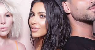 this is exactly how kim kardashian does her perfect contour featured image