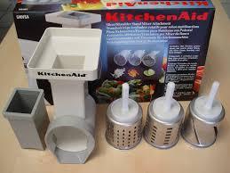 kitchenaid vegetable slicer. rotor vegetable slicer and shredder (mvsa) kitchenaid