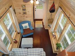 image of tiny house plans with loft company