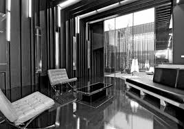 modern interior office. Elegant Modern Offices 3582 Interior Contemporary Black Office Design