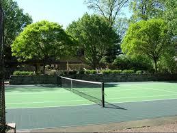 Tips To Build Tennis Court In The BackyardBackyard Tennis Court Cost
