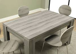 36 inch dining table monarch specialties i dark taupe reclaimed look inch x inch dining table