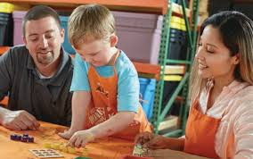 free build a tic tac toe game work for kids at home depot on june 3