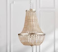 savannah antique crystal chandelier