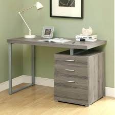 desk glass with drawers small top white medium size of writing des