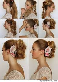 prom hairstyle prom updos prom hairstyle tutorial step by step prom hairstyle image step by step easy