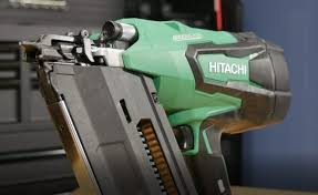 hitachi cordless framing nailer