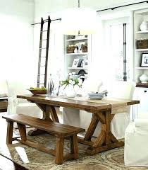 pottery barn round dining room tables table centerpiece chairs kitchen charming home