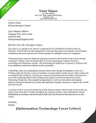 Cover Letters For Recent Graduates With No Experience Cover Letters