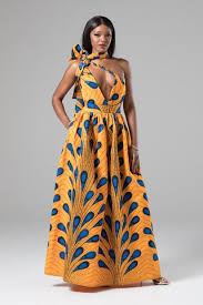 African Pattern Dress Adorable L'AVIYE African Clothing For Women African Dresses African Skirts