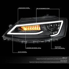 For 2011 To 2018 Vw Jetta Mk6 3d Led Drl Light Bar