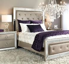 Purple Bedroom Accessories Best Purple Master Bedroom Ideas On