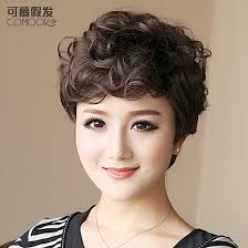 Asian Woman Short Hair Style asian short hairstyles for curly hair with black hair hair ideas 3966 by wearticles.com