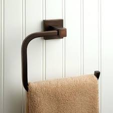 bronze hand towel stand. Free Standing Hand Towel Holder Ultra Ring Bronze  . Stand -