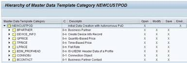 U Template Master Data Template In Is U Data Creation With Ease Sap Blogs
