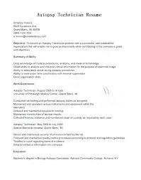 Ophthalmic Assistant Resume Interesting Quality Technician Resume Sample Professional Resume