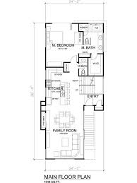 81 best house plans images on pinterest floor plans, master Bungalow House Plans With Garage modern style house plan 3 beds 3 5 baths 1990 sq ft plan 484 bungalow home plans with garage