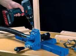 Kreg Jig Different Thickness Pocket Hole Assembling With Kreg Tools Pocket Hole Jigs Elite