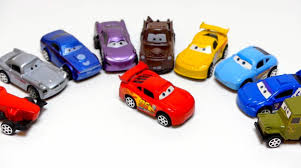 Disney Cars Fan Stand Display Case Disney Pixar Cars Toys Unboxing for Kids YouTube 35