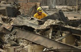 If you're going to die, die fighting,' Wildfire victims detail their ...