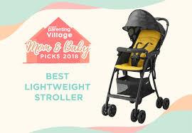 Light Stroller 2018 Aprica Wins Smart Parentings Best Lightweight Stroller