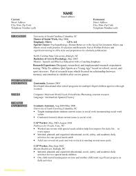 Sample Resumes For Social Work Social Work Cover Letter Social Work