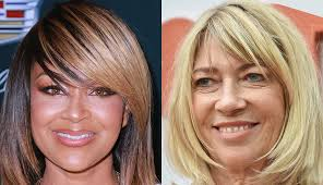 cut and wear bangs for women over 50