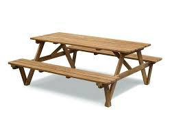 teak picnic table with benches garden pub bench umbrella teak picnic table oil