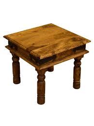 45cm x 45cm jali sheesham coffee table thakat style