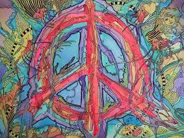 Peace Sign Wallpaper For Bedroom Psychedelic Dreams Artwork By Singleton To Fathom Hell Or Soar