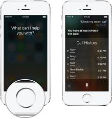 How to check your iPhone call history using Siri