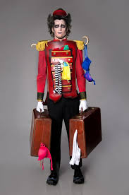 face off on twitter rj s tim burton inspired bellhop is the fan s favorite faceoff makeup from season 2 t co milupeazvb