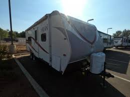 used eclipse rv travel trailers for