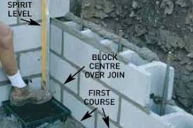 Small Picture Build a Retaining Wall using Concrete Blocks Readers Digest