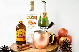 shakespeare chardonnay recipe for caramel apple moscow mules