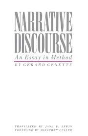 narrative discourse an essay in method cornell paperbacks  narrative discourse an essay in method cornell paperbacks amazon co uk gerard genette jonathan culler jane e lewin 9780801492594 books