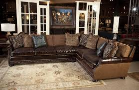 Living Room Furniture Leather And Upholstery Living Room Sectionals That Recline All Upholstery Pieces Are