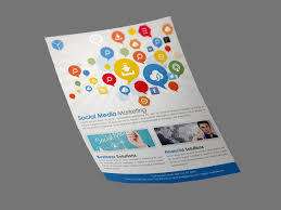 paper flyer a4 size flyer 80gsm simili paper better business marketing