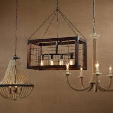 chandelier wood excellent rectangular wood chandelier farmhouse chandeliers iron and wood chandelier with 4 light simple