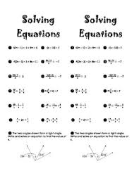 FREE Solving Multi Step Equations Riddle Worksheet   Geometry in addition Equations With Variables On Both Sides Worksheets   MathVine as well Lesson 7 2  Solving Multi Step Equations   YouTube in addition Multistep Worksheets furthermore Algebra 1 Solving 2 Step Equations Worksheets   Tessshebaylo in addition Solving Simple Linear Equations Worksheet Doc   Futurespastart further Solving two step equations besides 3 2 worksheet additionally Multi Step Equations Coloring Worksheet by Lindsay Perro   TpT furthermore Solving Multi Step Equations Kuta Software Infinite Algebra 2 besides . on solving multi step equations worksheet