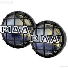 Piaa 520 Fog Lights 520 Ion Yellow Fog Halogen Lamp Kit