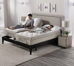Sleep Number Split-King Size Premium Adjustable Bed Set | Sleep ...