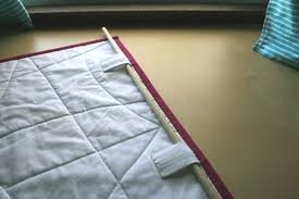 7 Ways to Hang a Mini Quilt - And Sew We Craft & 4537399763_b88794263c_o Adamdwight.com