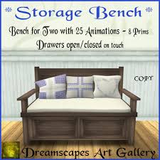storage bench for living room: storage bench brown bench for two with  animations livingroom couch sofa furniture home house porch patio