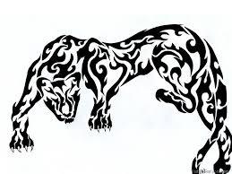 Black Panther Tribal Tattoo Designs Google