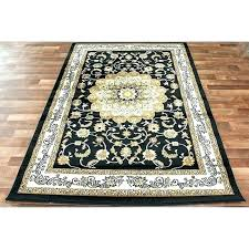 black and cream area rug elegant rugs throughout hand tufted bl