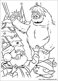Small Picture Rudolph the Red Nosed Reindeer coloring picture My coloring