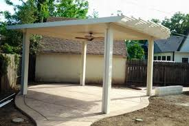 free standing patio cover. 6-12 Free Standing 4 Patio Cover R