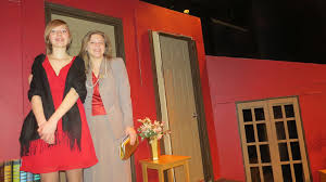 Students Bring Door Slamming Hilarity to Stage in 'Noises Off'